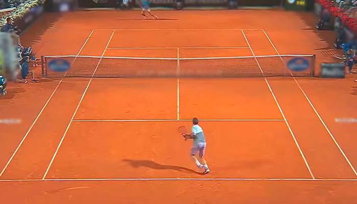 Live bets auf Tennis